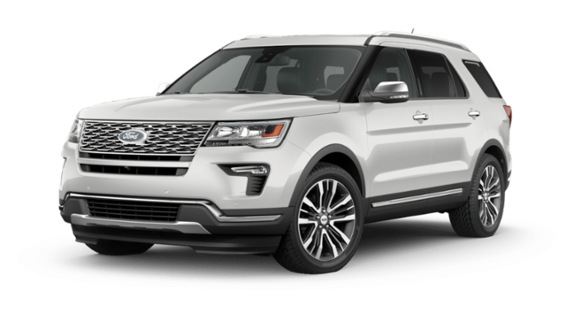 New 2019 Ford Explorer Platinum SUV 1FM5K8HT1KGA82579 for sale in Hempstead, NY at Hempstead Ford Lincoln